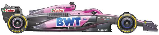 Alpine A521