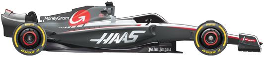 Haas VF-21