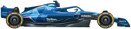 Williams FW43B